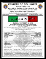 2018 October Newsletter